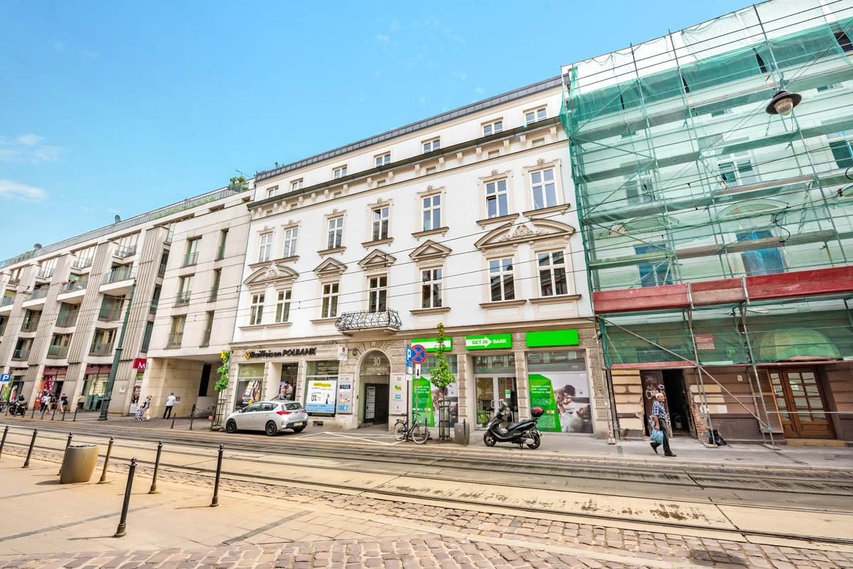 Kamienica, ul. Zwierzyniecka 30 Kraków