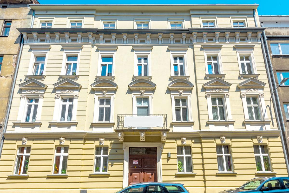 Kamienica, ul. Czysta 11 Kraków