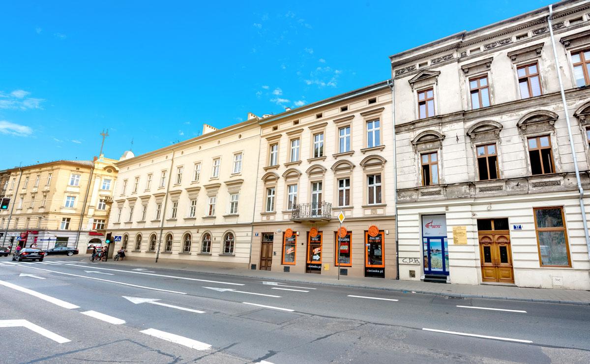 Kamienica, ul. Józefa Dietla 39 Kraków