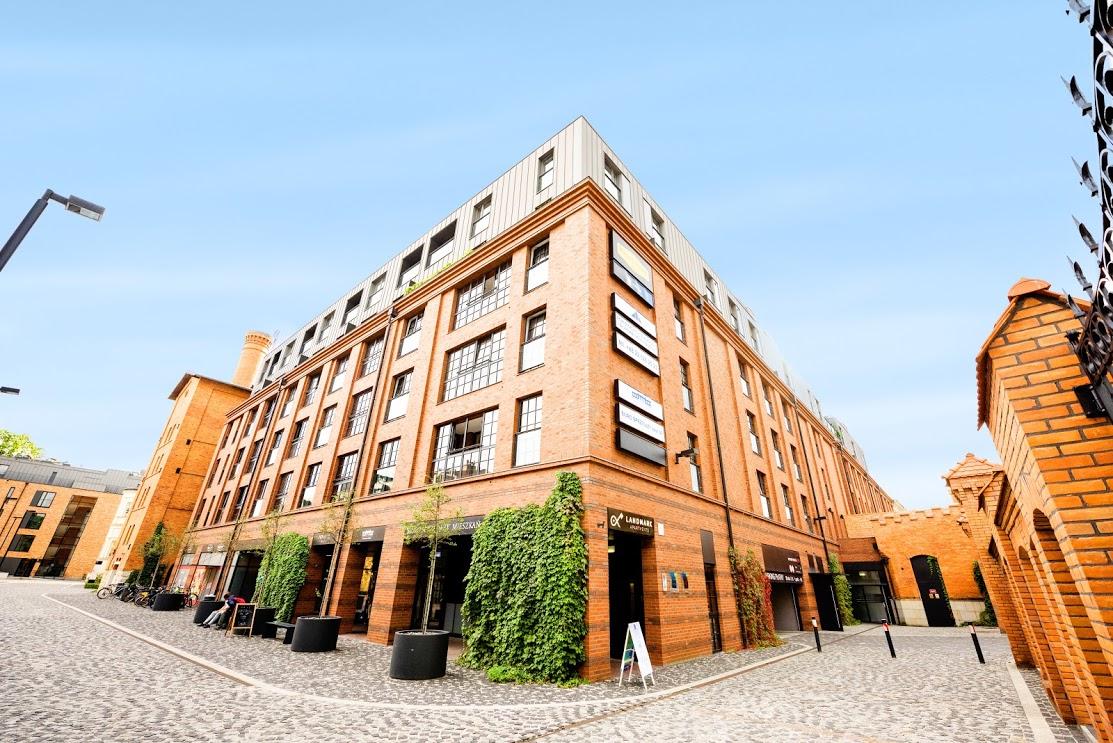 Budynek mieszkalno-komercyjny, ul. Lubicz 17, Kraków