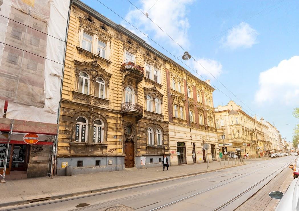Kamienica ul. Karmelicka 48, Kraków