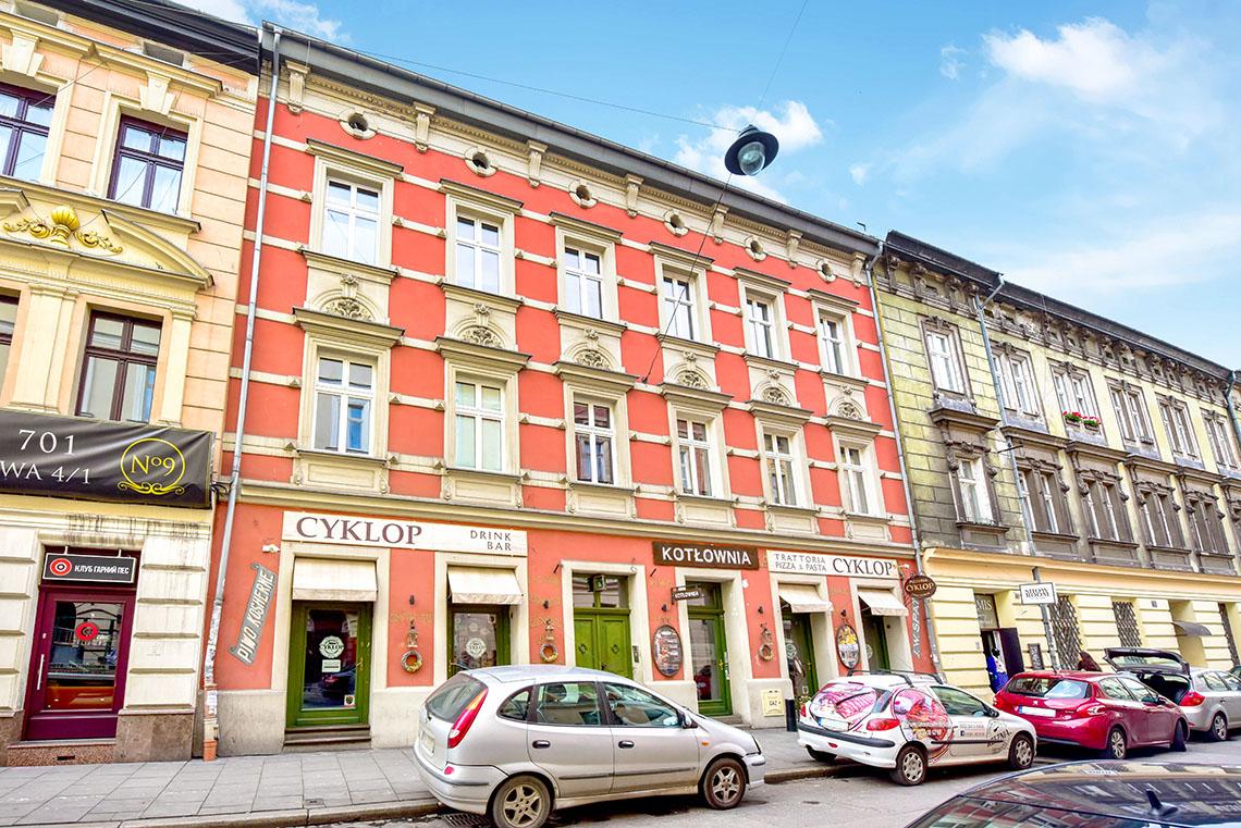 Kamienica ul. Bożego Ciała 7, Kraków