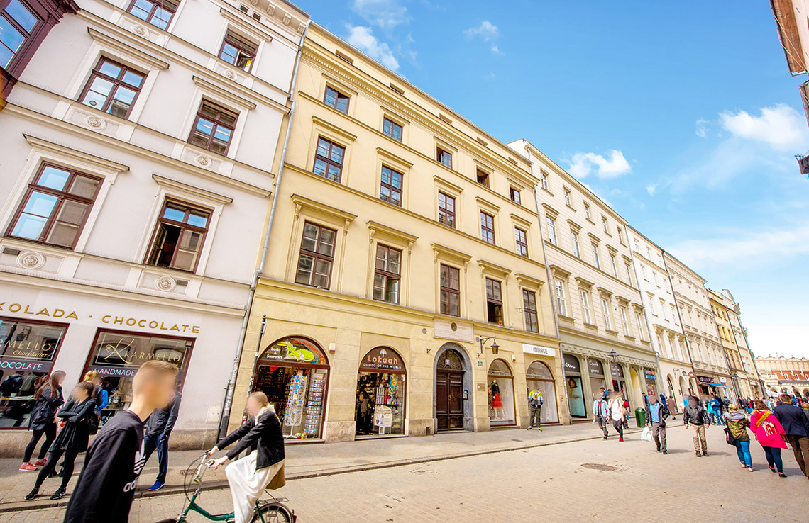 Kamienica, ul. Grodzka 15, Kraków