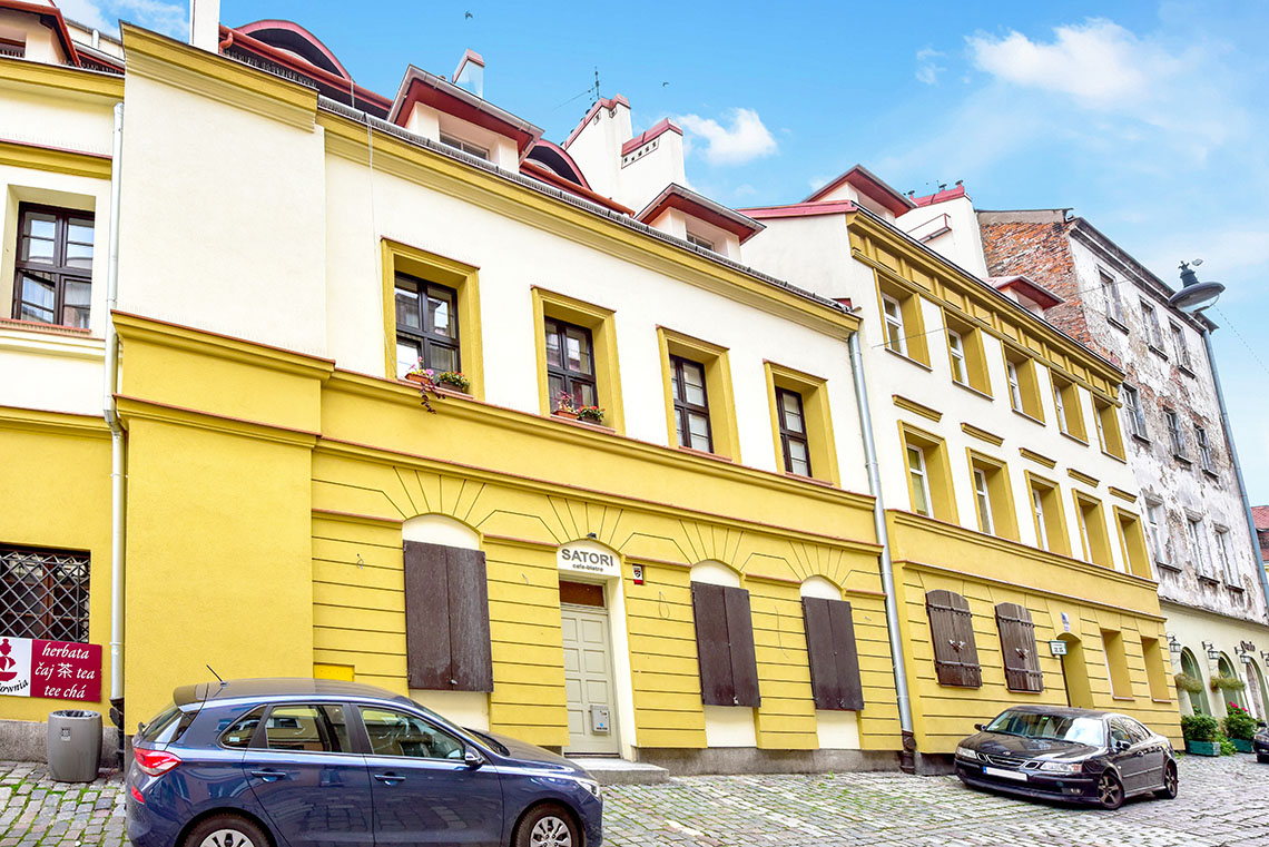Kamienica ul. Józefa 25, Kraków